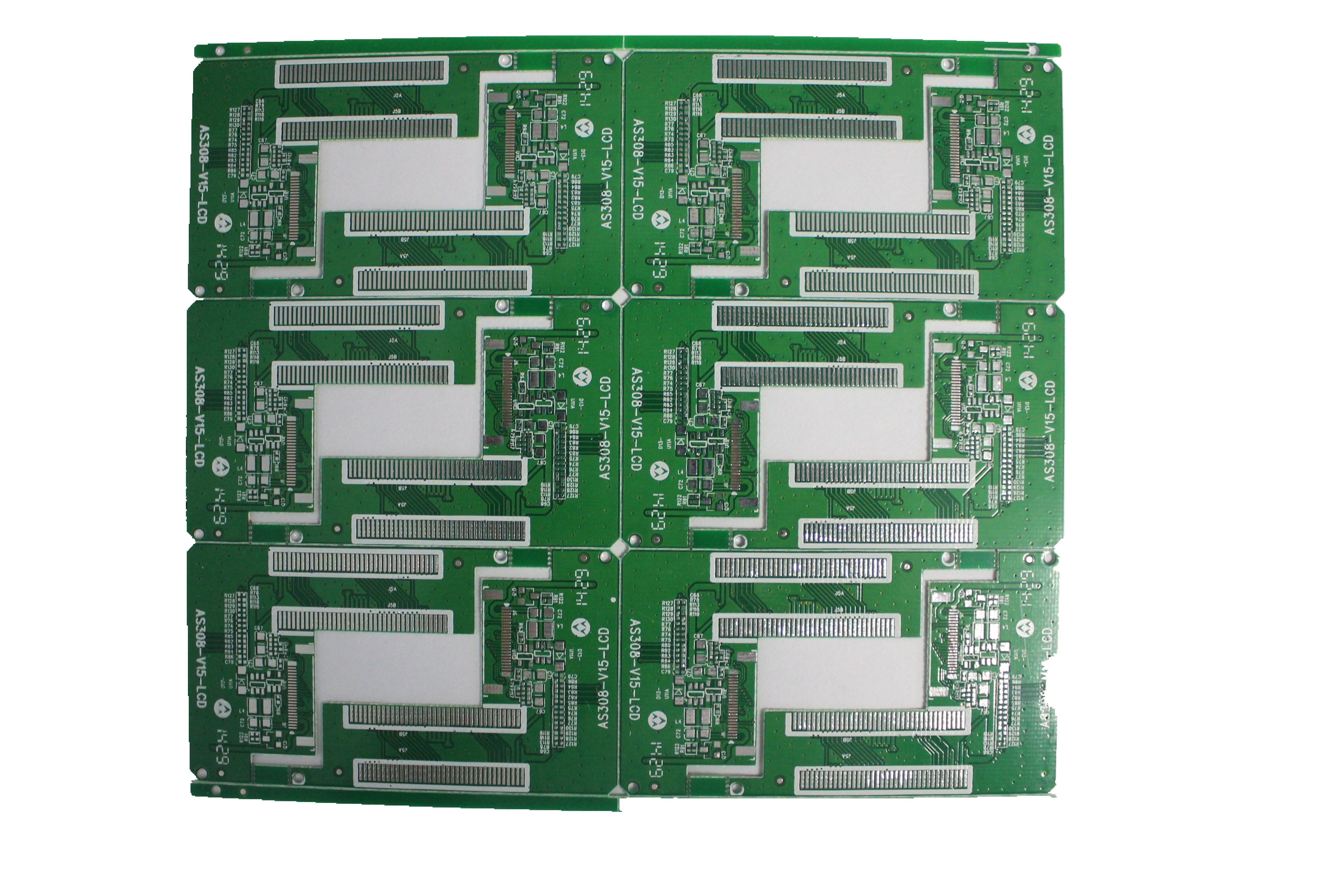 深圳市晶品鑫电子有限公司----双面印刷电路板
